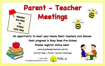 Parent – Teacher Meetings